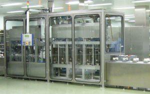 Anlagenbau Medizintechnik: Montageanlage Hersteller medizinische Filter