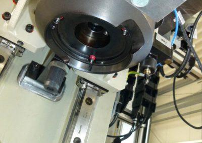 Messaufnahme mit 3 Tastern für eine Anlagekontrolle und einem inkrementellen Taster für eine dynamische Messung