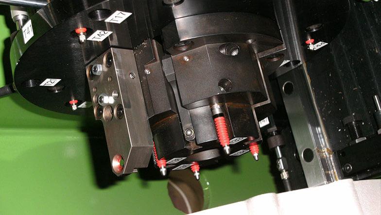 Sondermaschinenbau Saarland - Messanlage